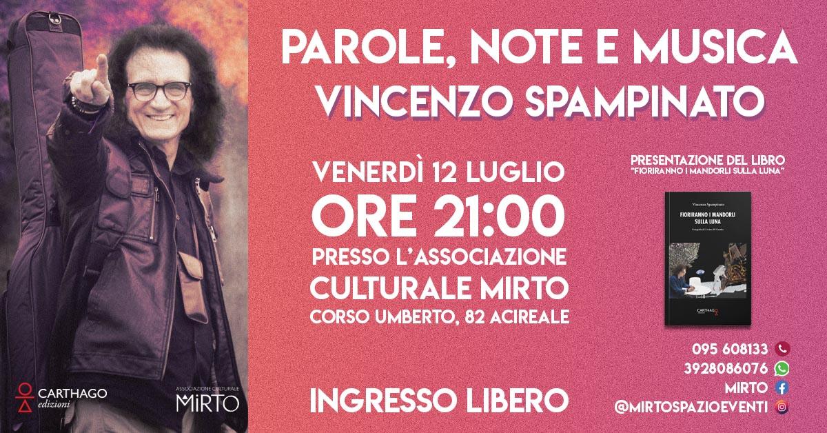 Vincenzo Spampinato Mirto